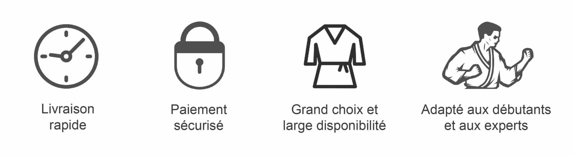 Avantages de l'e-commerce Daisho