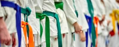 Ceinture de Jiu Jitsu