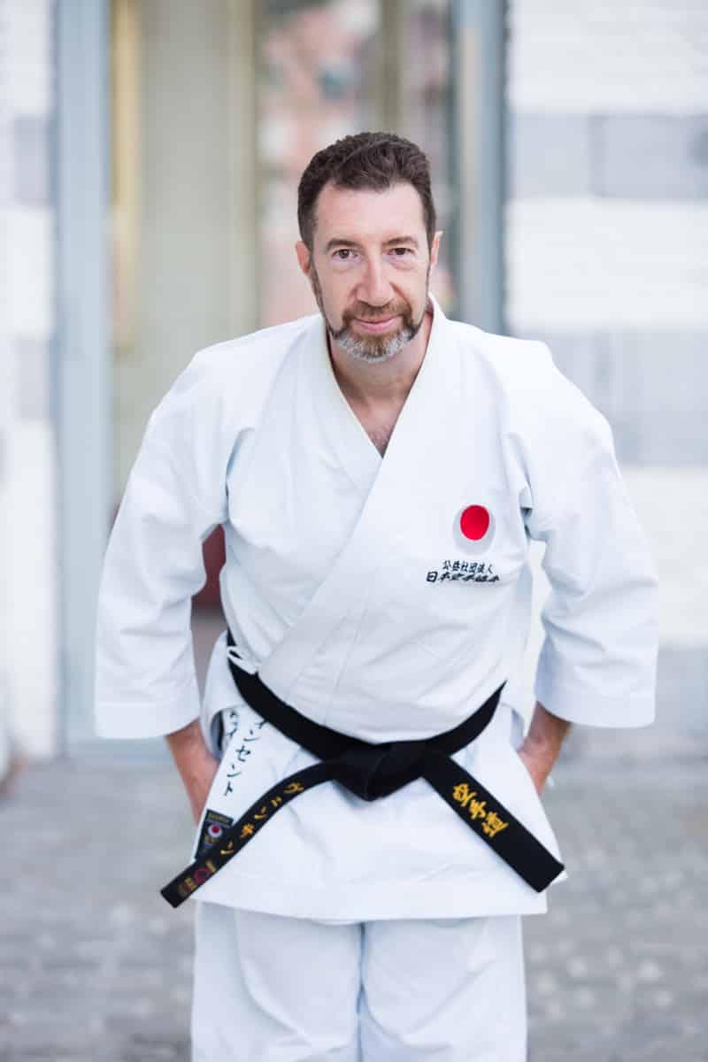 Vincent Verdoot, fournisseur d'équipements d'arts martiaux et sports de combat