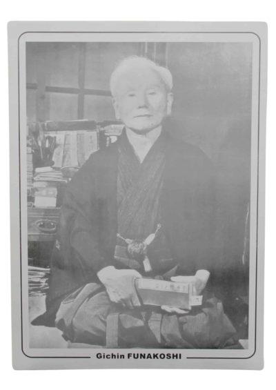 POSTER SENSEI FUNAKOSHI-1