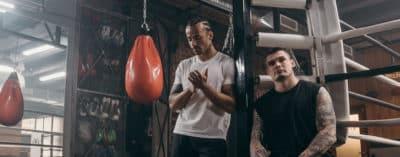 Matériel d'entraînement Boxe