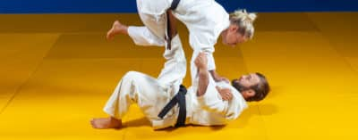 Pantalons de Judo