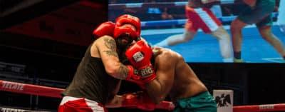 Protections Kick-Boxing