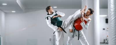 Tenue de Taekwondo