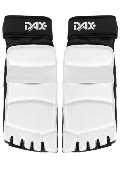 PROTECTION PIED POUR TAEKWONDO, FIT EVOLUTION, BLANC-1