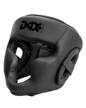 CASQUE DE BOXE SPARRING, BLACK LINE-1