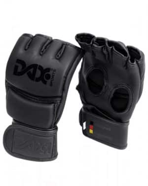 GANTS DE MMA DAX, Noir-1