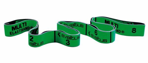 Multi Elastiband 10kg vert -2