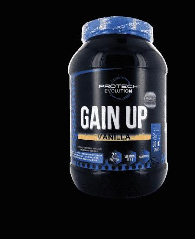 GAIN UP 3kg - VANILLE-1