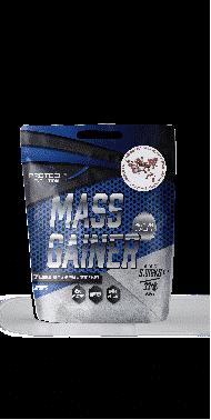 MASS GAINER - BANANE 5.016kg-1