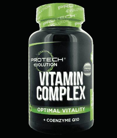 Vitamin complex - 60 caps-1