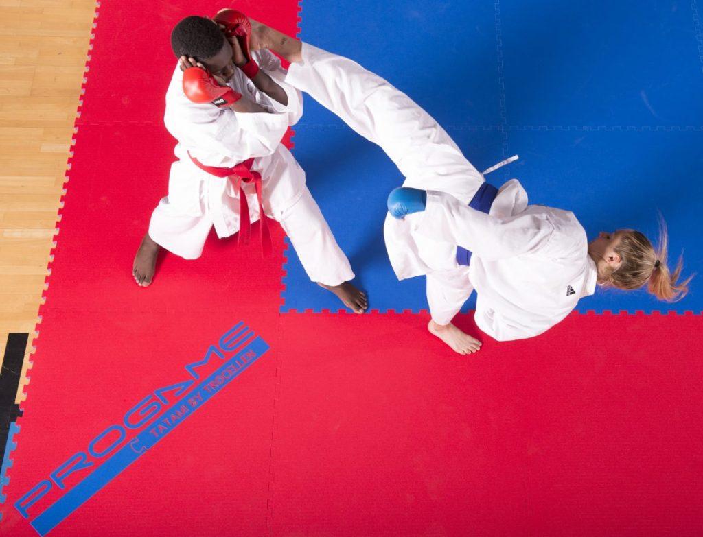 Tapis de sport tatami