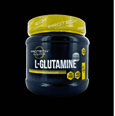 L-GLUTAMINE POUDRE 300G-1