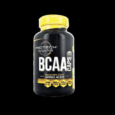 BCAA 2:1:1 - 120 CAPS-1