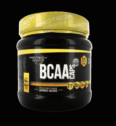 BCAA 2:1:1 - 360 CAPS-1