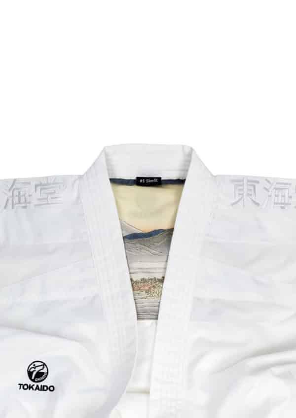 KARATEGI TOKAIDO KUMITE MASTER ATHLETIC - WKF-3