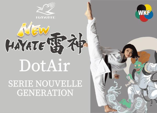 KARATEGI HAYATE DotAir for GAME-4