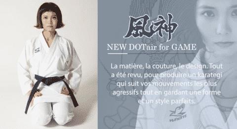 KARATEGI HAYATE DotAir for GAME-9