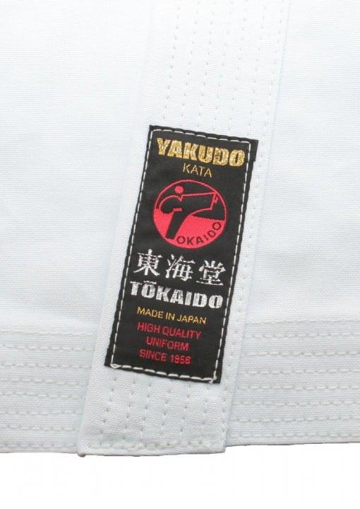 KARATEGI TOKAIDO YAKUDO - MADE IN JAPAN-2