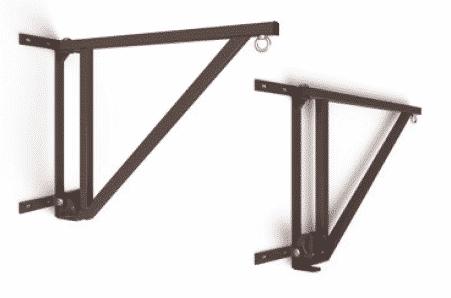 POTENCE BOXE RABATTABLE 900 mm-1