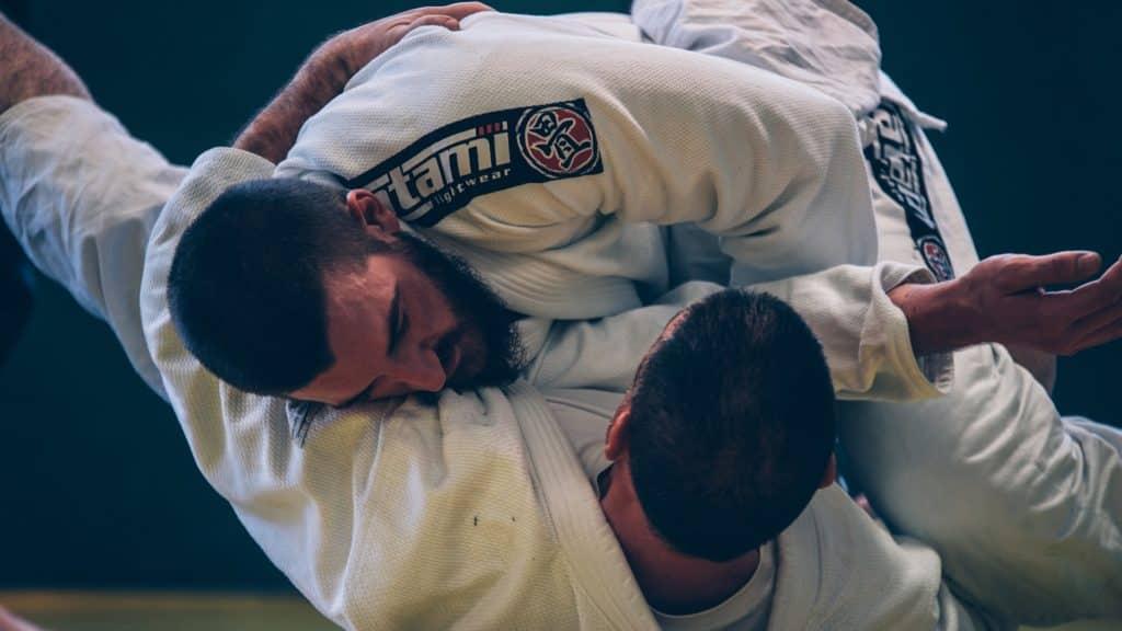 Jiu Jitsu brésilien