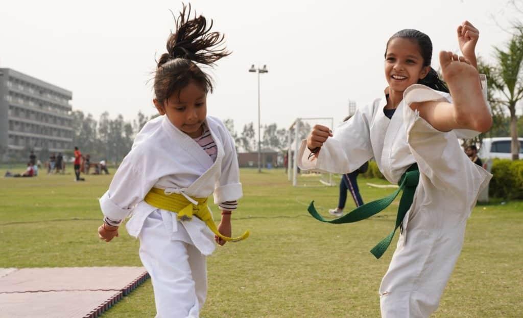 Karategi pour enfant
