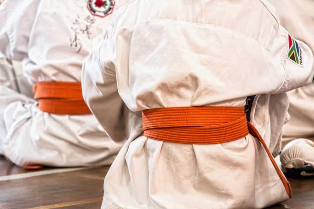 Kimono de karaté ou karategi