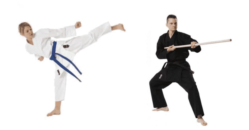 Karategi ou kimono de karaté