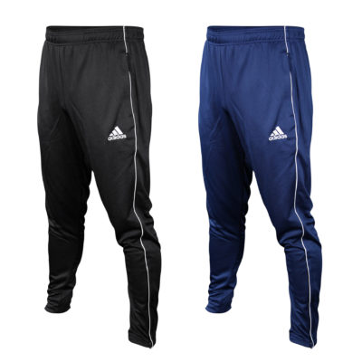 PANTALON DE TRAINING ADIDAS CORE MARTIAL ARTS KIDS NOIR/BLANC-1
