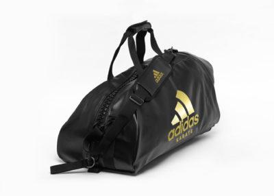 Sac de sport ADIDAS 2 en 1 - Noir/Or-1