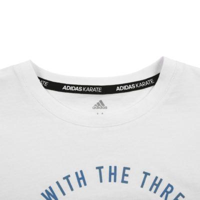 T-Shirt Community Adidas Gris/Bleu-1