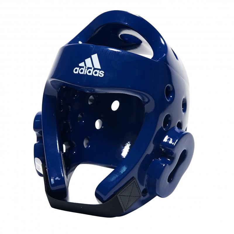 Casque arts martiaux Adidas Bleu-1