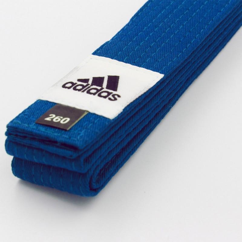Ceinture Karate CLUB Bleue-1
