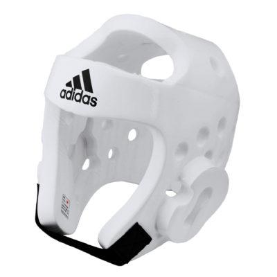 Casque arts martiaux Adidas Blanc-1