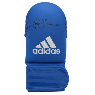 Gants de Karate Adidas - Bleu-1