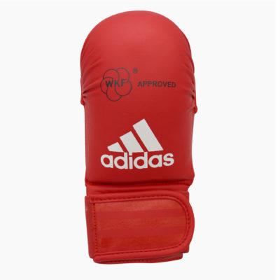 Gants de Karate Adidas - Rouge-1
