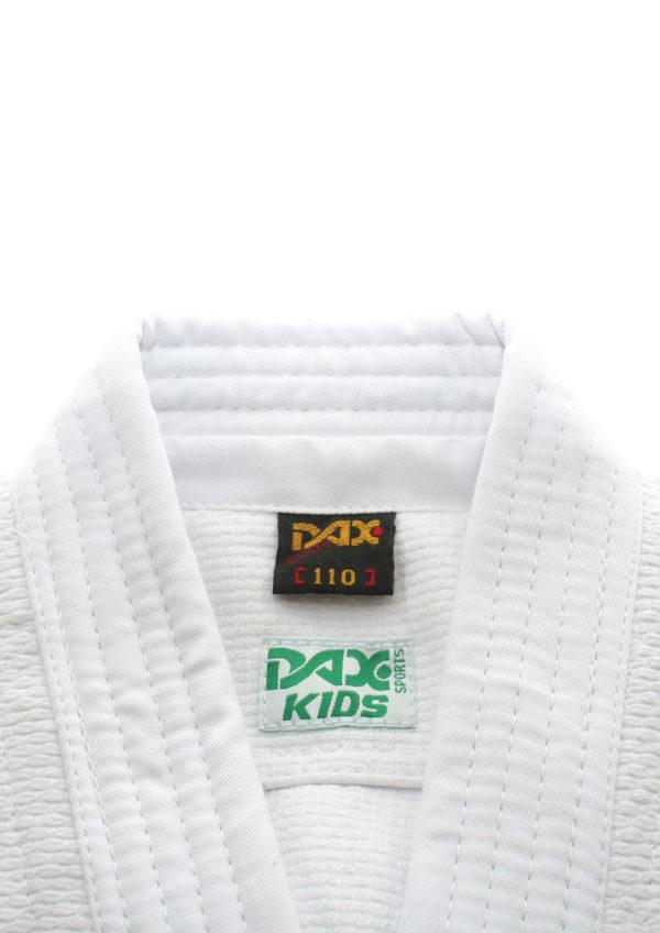 JUDOGI DAX KIDS BLANC-2
