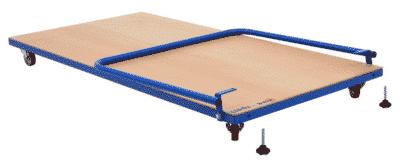 Chariot de transport universel pour tatamis et tapis-1