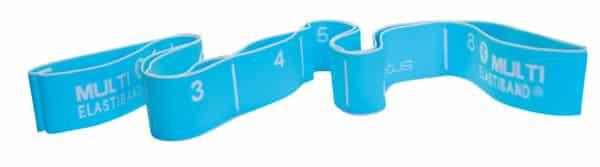 Multi Elastiband 20kg bleu -1