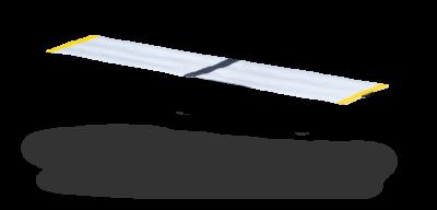 TrackConnect P1 (avec mousse) - Spark - 1m-1