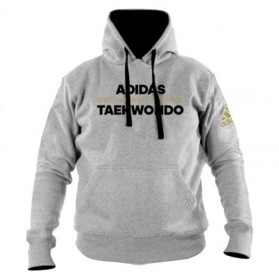 Sweat à capuche adidas Taekwondo Speed-1