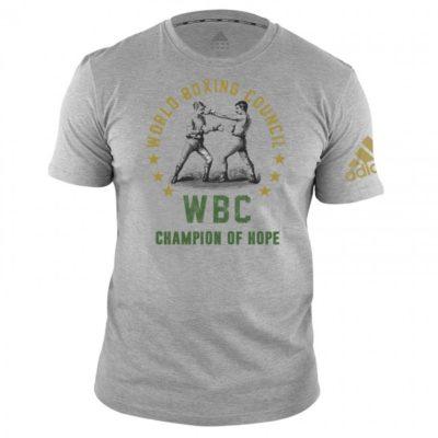 adidas T-Shirt WBC Gris-1