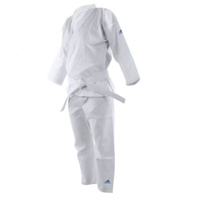 Judogi adidas J200 Evolution 2.0 Blanc-1