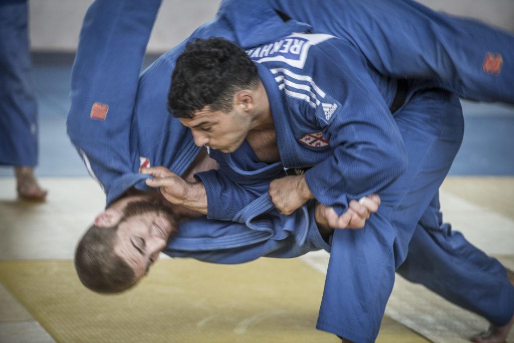 Passage de grade au judo